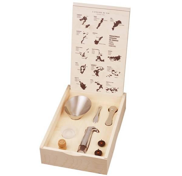 Bilde av L'Atelier du Vin Oeno Box Connoisseur N°3 vinsett