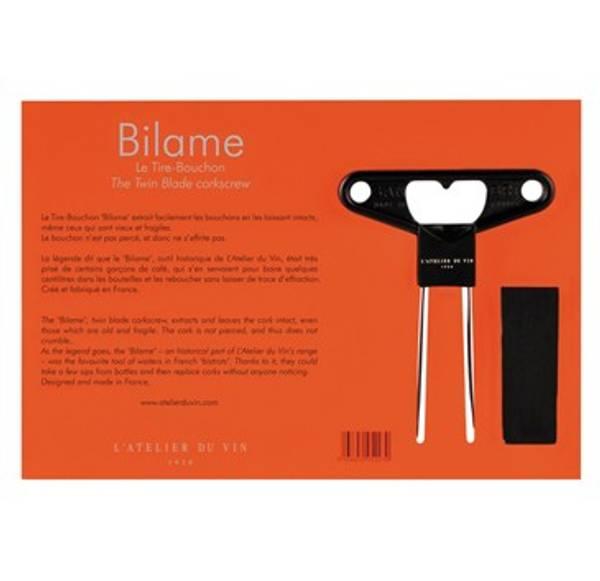 Bilde av L'Atelier du Vin Bilame Twinblade vinopptrekker