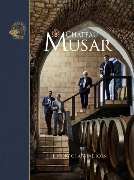 Bilde av Chateau Musar - The story of a wine icon