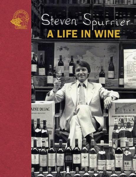 Bilde av A life in wine - Steven Spurrier