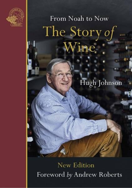 Bilde av The Story of Wine - Hugh Johnson