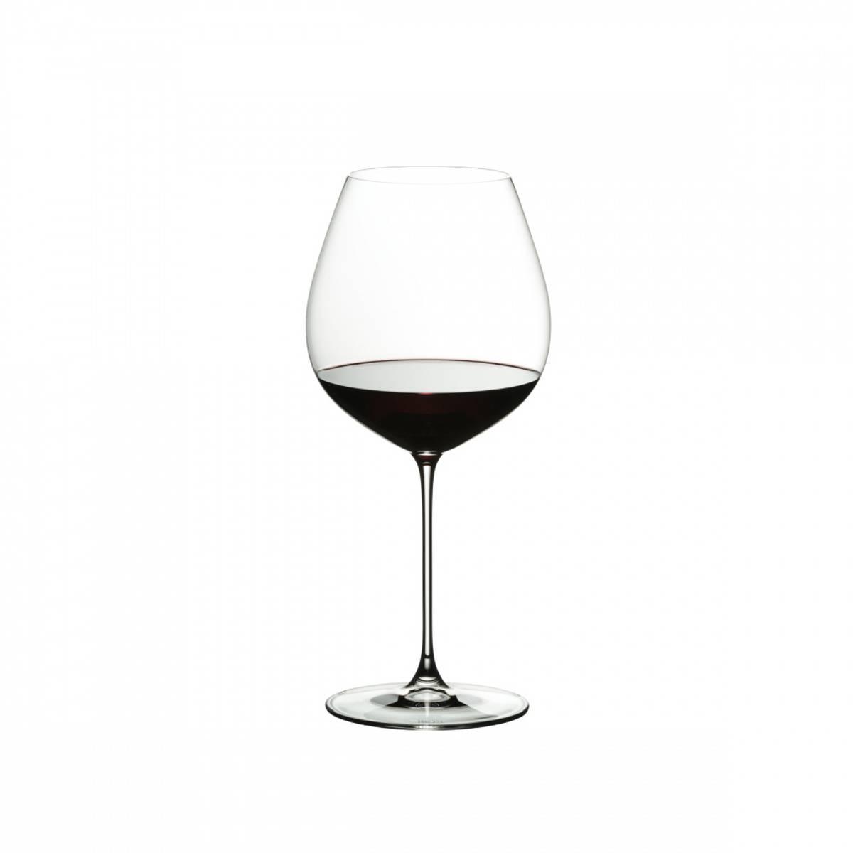 RIEDEL Veritas Old World Pinot Noir, 4-pk 265-årsjubileum