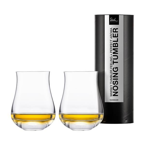 Bilde av Eisch Gentleman Whisky Nosing Tumbler 2pk
