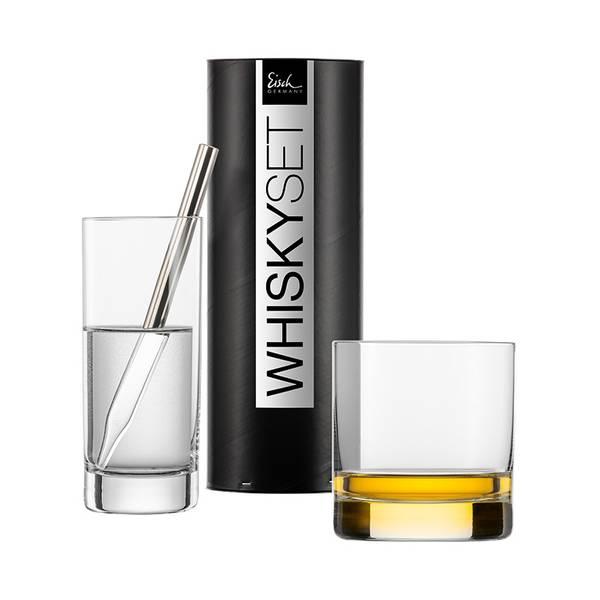 Bilde av Eisch Gentleman Whisky sett
