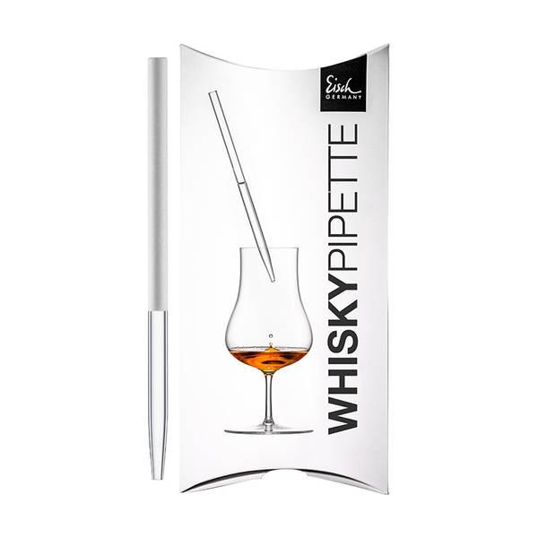 Bilde av Eisch Gentleman Whisky Pipette, hvit