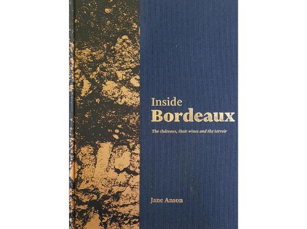Bilde av Inside Bordeaux - Jane Anson