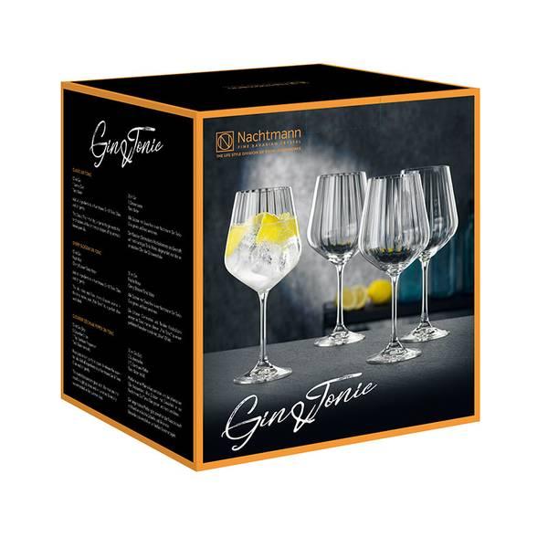 Bilde av NACHTMANN Gin&Tonic Set, 4pk