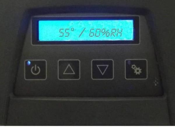 Bilde av Wine Guardian luftfukter til WG40 og WG75