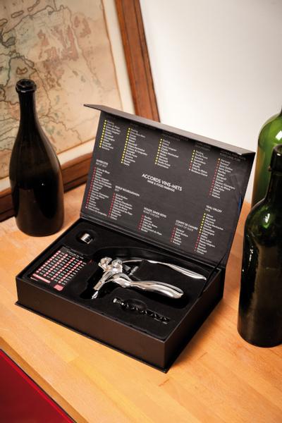 Bilde av Vinopptrekker Oeno Box Sommelier