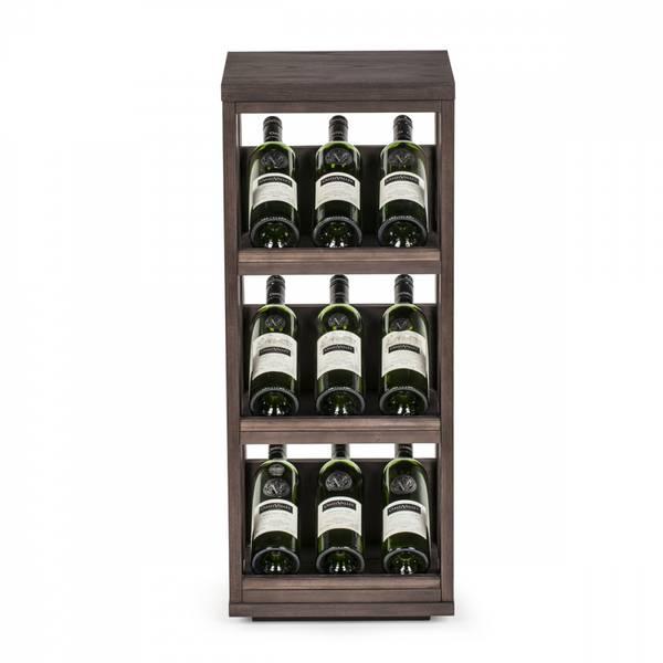 Bilde av Connoisseur vinhylle for 9 flasker