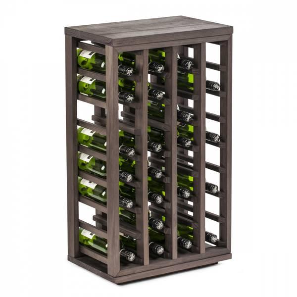 Bilde av Connoisseur vinhylle for 32 flasker