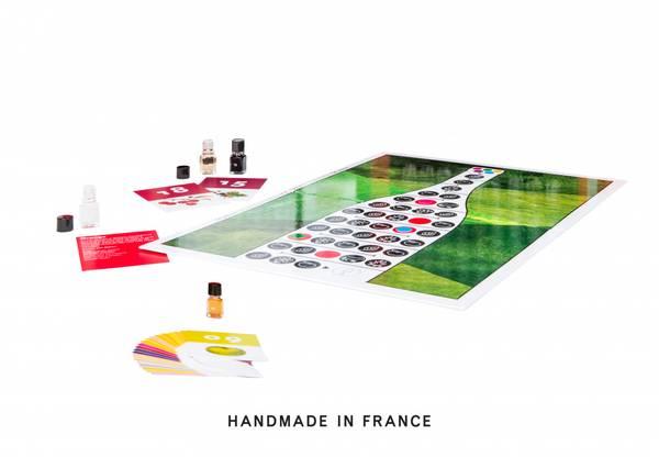 Bilde av Le Nez brettspill - tilbehør til 54 aroma-settet