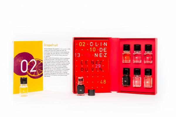 Bilde av Le Nez aromasett - 6 aroma for basiskunnskap