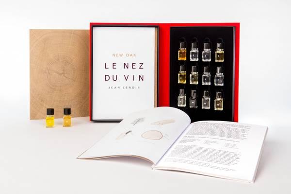 Bilde av Le Nez aromasett - 12 aromaer for eik