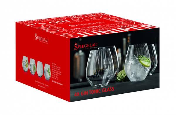Bilde av Spiegelau Gin & Tonic-glass 4pk