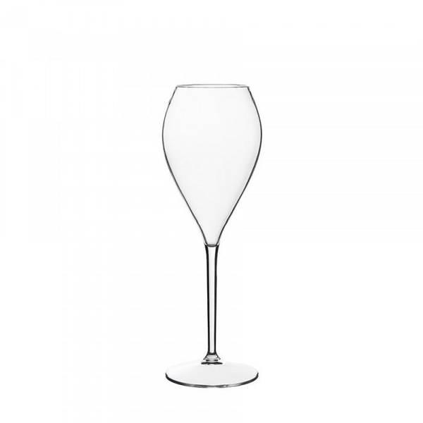 Bilde av Lounge uknuselig champagneglass 6-pakning