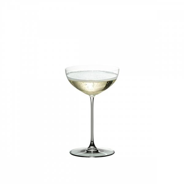 Bilde av RIEDEL Veritas Coupe / Moskato / Martini cocktailglass 2pk