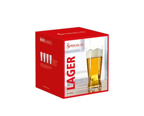 Bilde av  Spiegelau Beer Classics Lager ølglass, 4 pk