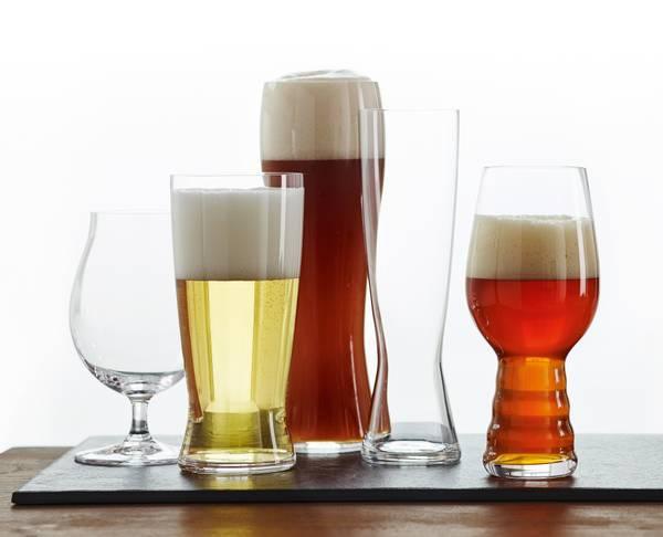 Bilde av  Spiegelau Beer Classics Pilsner ølglass, 4 pk