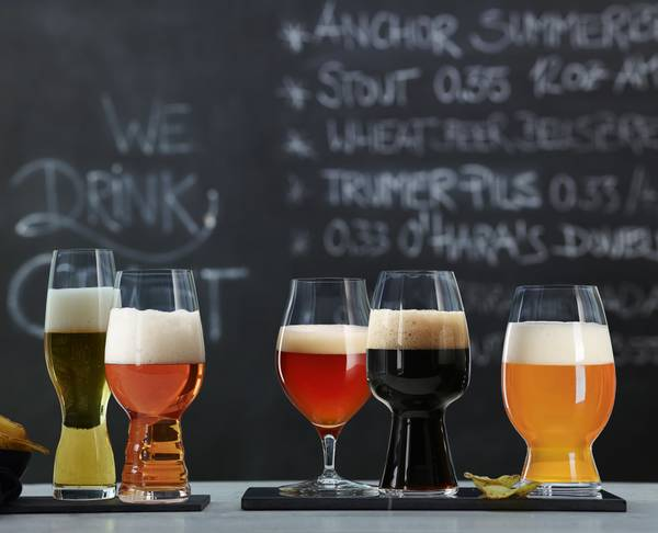 Bilde av Spiegelau Craft Beer American Wheat Beer ølglass, 4 pk