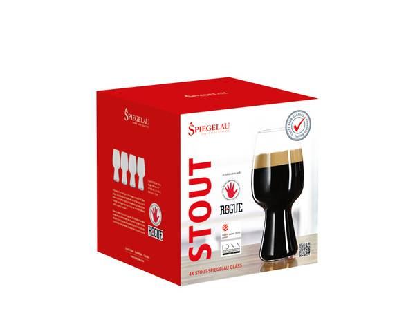 Bilde av Spiegelau Craft Beer Glasses Stout ølglass, 4 pk