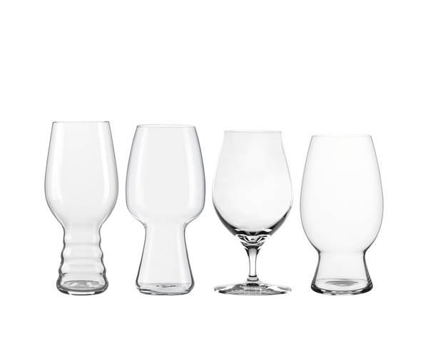 Bilde av Spiegelau Craft Beer Glasses Tasting Kit ølglass, 4 pk