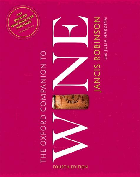 Bilde av The Oxford Companion to Wine - Jancis Robinson