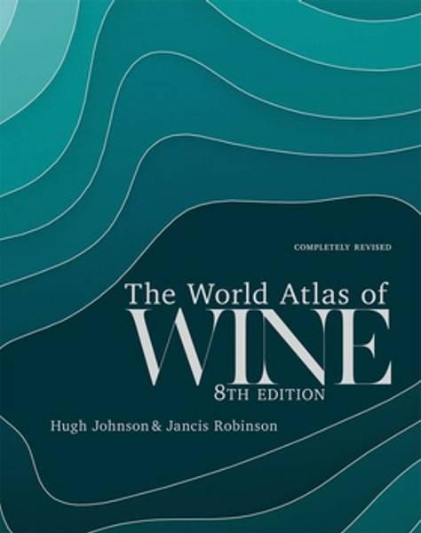 Bilde av World Atlas of Wine 8th Edition - Hugh Johnson, Jancis Robinson