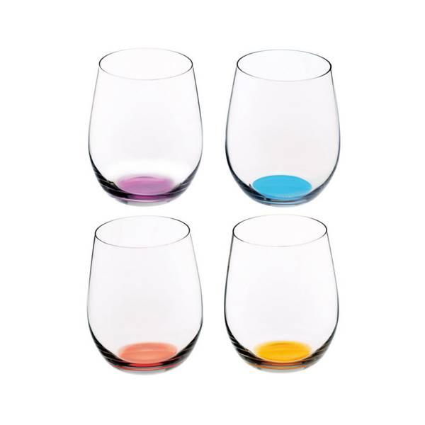 Bilde av Riedel Happy O vannglass, 4 pakning