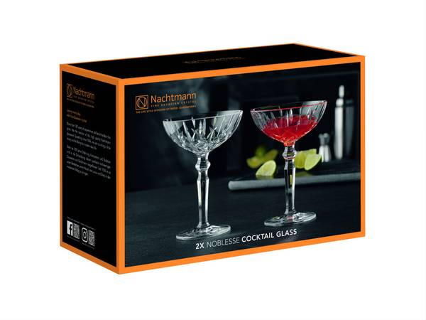Bilde av NACHTMANN Noblesse Cocktail glass, 2 pk