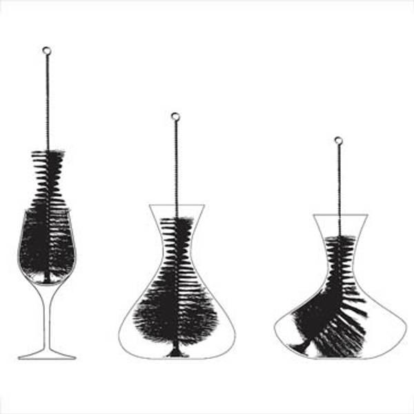 Bilde av L'Atelier du Vin Grand Goupillon karaffelbørste