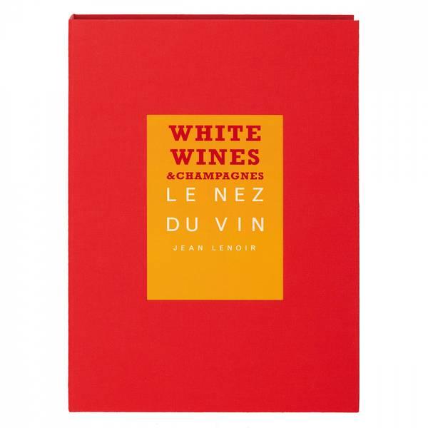 Bilde av Le Nez aromasett - 12 aromaer for hvitvin og musserende