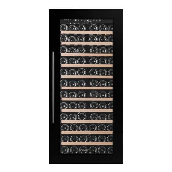 Bilde av Temptech Oslo vinskap, 1 sone, 81 flasker, høyskap