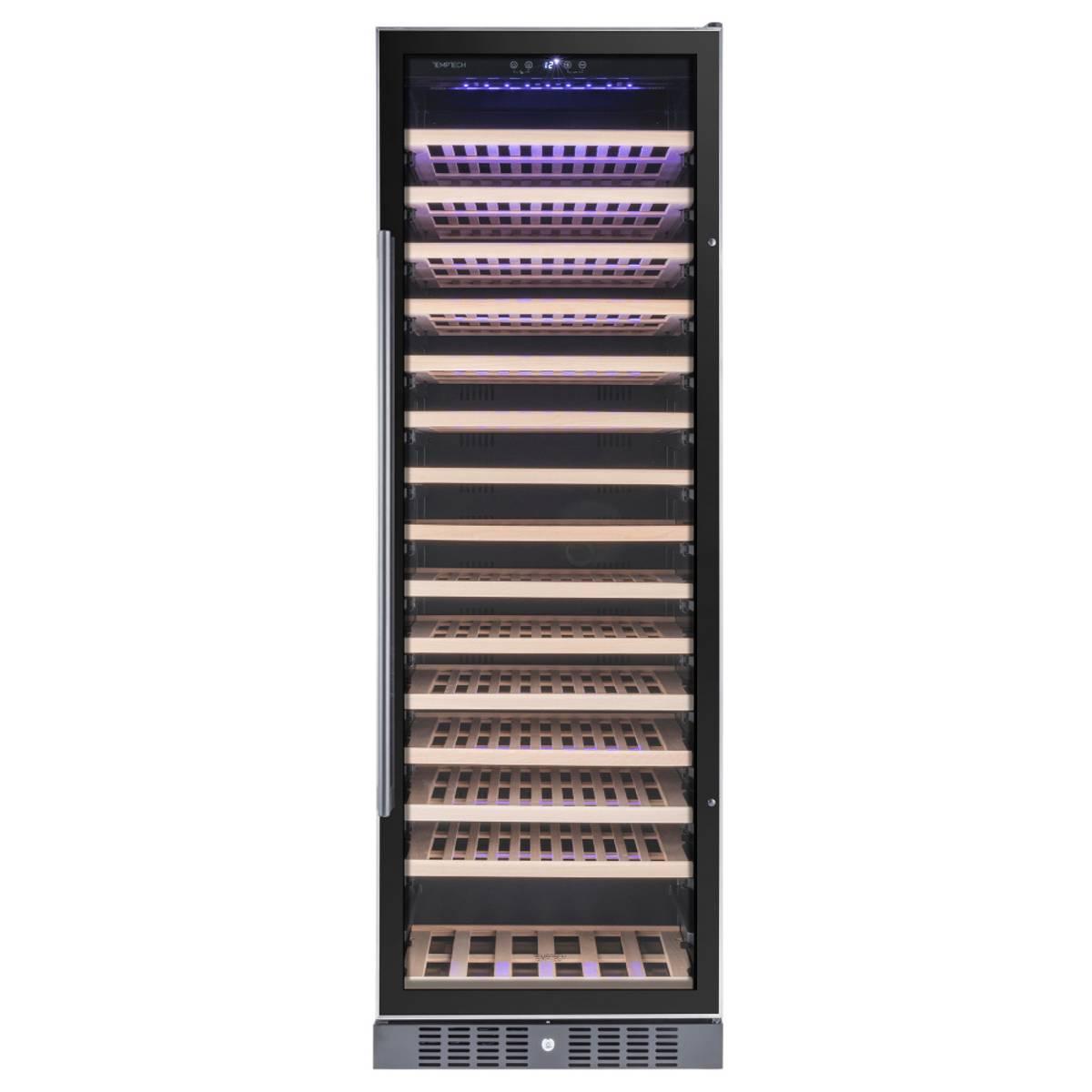 Temptech Premium vinskap, 1 sone, 166 flasker