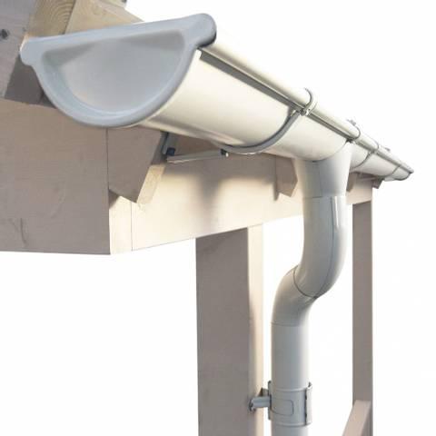 Bilde av Takrennesystem