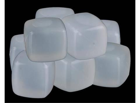 Bilde av Isbiter til gjenbruk klar plast