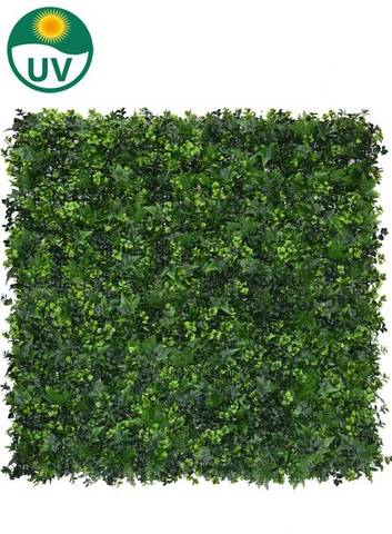 Bilde av Kunstig Hagemiks Plantevegg Matte UV 50x50cm