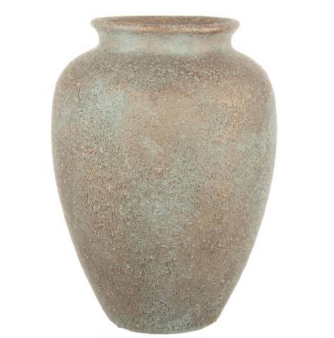 Bilde av Vase antikk/bronse keramikk