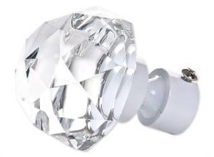Bilde av Endestykke diamant stor