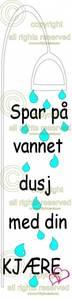 Bilde av Spar på vannet dusj med din