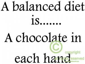 Bilde av A balanced diet