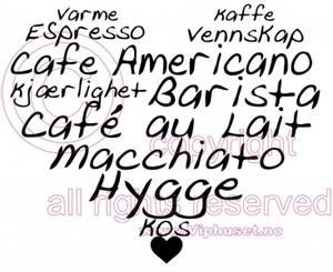 Bilde av Kaffe hjerte