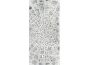 Bilde av Lerretsbilde SOL sølv/hvit