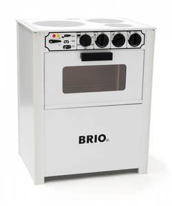 Bilde av BRIO® Komfyr - hvit