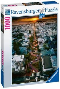 Bilde av San Francisco 1000 brikker