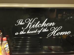 Bilde av The kitchen is the heart