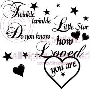 Bilde av Twinkle , twinkle little star