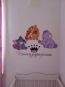 Bilde av Mamma og pappas prinsesse