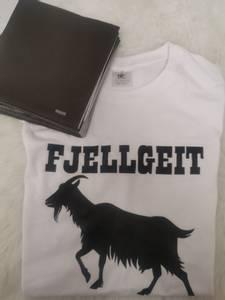 Bilde av Fjellgeit klesplagg +