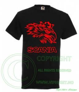 Bilde av Scania med logo